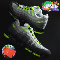 Nike Vapor Max Rubber Sole Casual Style Unisex Street Style Plain
