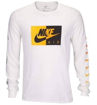 ... Nike Long Sleeve Crew Neck Long Sleeves Cotton Long Sleeve T-Shirts ... 46ab722fdbce