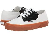 SUPERGA Platform Lace-up Casual Style Plain