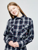 KIRSH Tartan Other Check Patterns Casual Style Wool Street Style