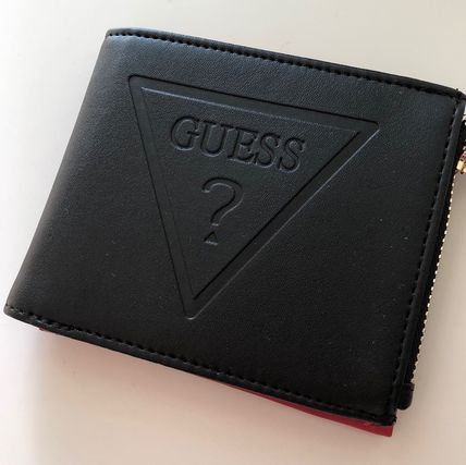 Plain Folding Wallets