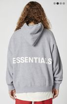 FEAR OF GOD ESSENTIALS Short Monogram Street Style Plain Jackets