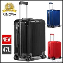 RIMOWA Unisex 3-5 Days Soft Type TSA Lock Luggage & Travel Bags