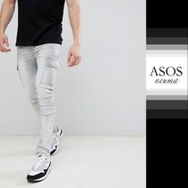 ASOS Denim Blended Fabrics Street Style Skinny Fit Jeans & Denim