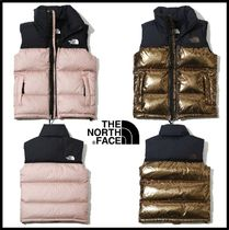 THE NORTH FACE Casual Style Street Style Vests