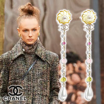 CHANEL Costume Jewelry Blended Fabrics Chain Home Party Ideas
