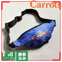 Carrots By Anwar Carrots Unisex Nylon Street Style Collaboration Hip Packs