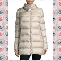 MONCLER TORCYN Plain Long Down Jackets