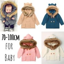 Unisex Baby Girl Outerwear