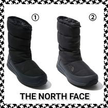 THE NORTH FACE Casual Style Plain Mid Heel Boots