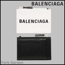 BALENCIAGA EVERYDAY TOTE Calfskin Card Holders