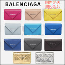 BALENCIAGA PAPIER A4 BALENCIAGA Papier mini wallet / Women Men