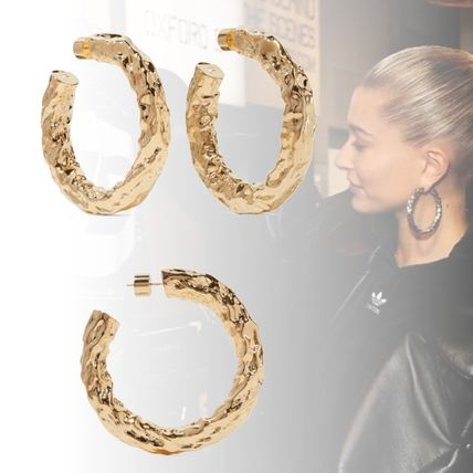 10K Gold Elegant Style Earrings & Piercings