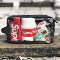 Supreme Unisex Street Style Bag in Bag Bags