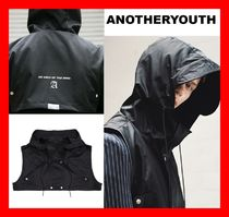 ANOTHERYOUTH Street Style Cotton Vests & Gillets