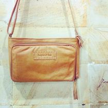 Empire Of Bees Casual Style Leather Shoulder Bags