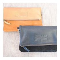 Empire Of Bees Leather Shoulder Bags