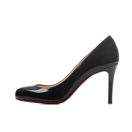 Christian Louboutin Stiletto Plain Toe Plain Pin Heels Stiletto Pumps & Mules 3