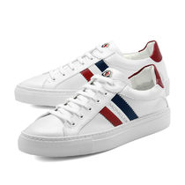 MONCLER Rubber Sole Low-Top Sneakers