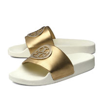 Tory Burch Rubber Sole Leather Sandals