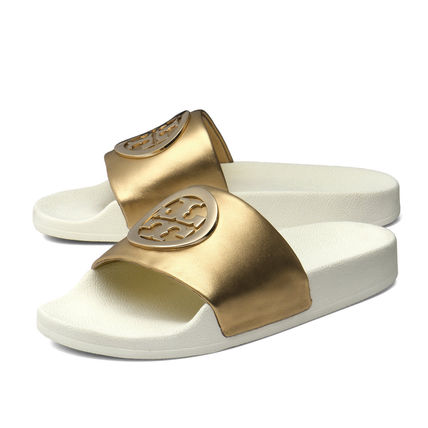 731e2cc61 Tory Burch 2018-19AW Rubber Sole Leather Sandals (49174 701) by ...