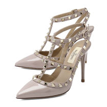 VALENTINO Pin Heels Pointed Toe Pumps & Mules
