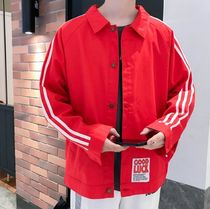 Short Street Style Coach Jackets Oversized Coach Jackets