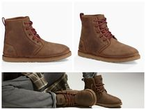 UGG Australia HARKLEY Leather Boots