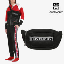 GIVENCHY Unisex Street Style 2WAY Hip Packs