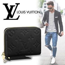 Louis Vuitton ZIPPY COIN PURSE Calfskin Coin Cases