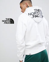 THE NORTH FACE Pullovers Sweat Street Style Long Sleeves Hoodies