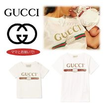 GUCCI Street Style Kids Girl Tops