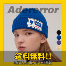 ADERERROR Knit Hats
