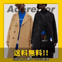 ADERERROR Trench Coats