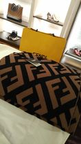 FENDI Monogram Unisex Scarves