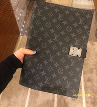 Louis Vuitton MONOGRAM Unisex Blended Fabrics Special Edition Notebooks