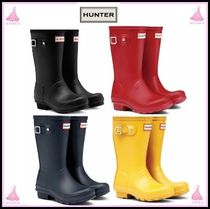 HUNTER Petit Kids Girl Boots