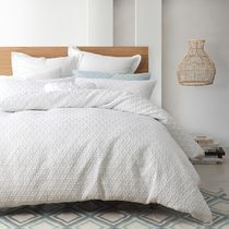 Logan & Mason Comforter Covers Geometric Patterns Duvet Covers