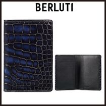 Berluti Crocodile Wallets & Small Goods