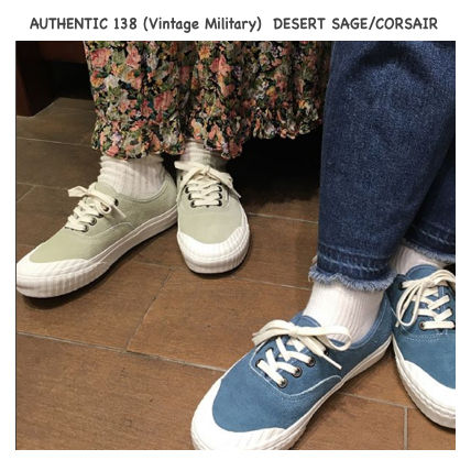 ... VANS Low-Top Rubber Sole Casual Style Unisex Suede Blended Fabrics 2 ... 6733833f9