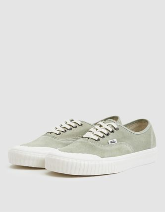 ... VANS Low-Top Rubber Sole Casual Style Unisex Suede Blended Fabrics 3 ... fd76eea12