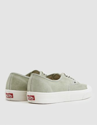 ... VANS Low-Top Rubber Sole Casual Style Unisex Suede Blended Fabrics 4 ... f17e24fa1