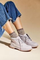 Timberland Leather Ankle & Booties Boots