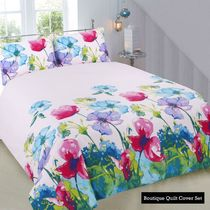 Apartmento Flower Patterns Comforter Covers Duvet Covers