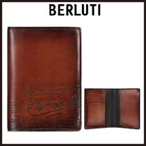 Berluti Plain Leather Wallets & Small Goods
