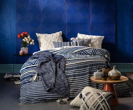 Stripes Comforter Covers Ethnic Duvet Covers
