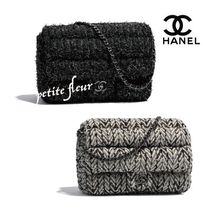 CHANEL Vanity Bags Chain Plain Party Style Shoulder Bags
