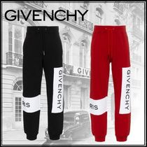 GIVENCHY Slax Pants Street Style Plain Cotton Slacks Pants