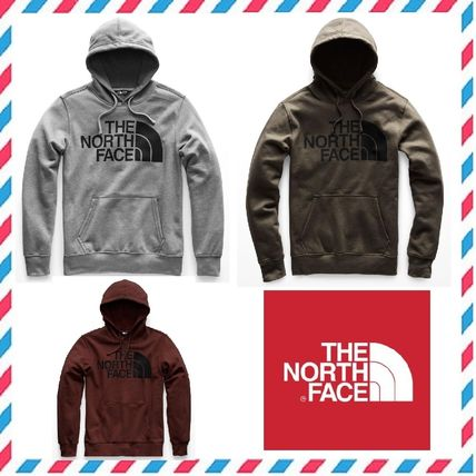 THE NORTH FACE Hoodies Pullovers Unisex Street Style Long Sleeves Hoodies