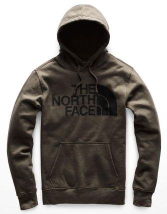 THE NORTH FACE Hoodies Pullovers Unisex Street Style Long Sleeves Hoodies 3